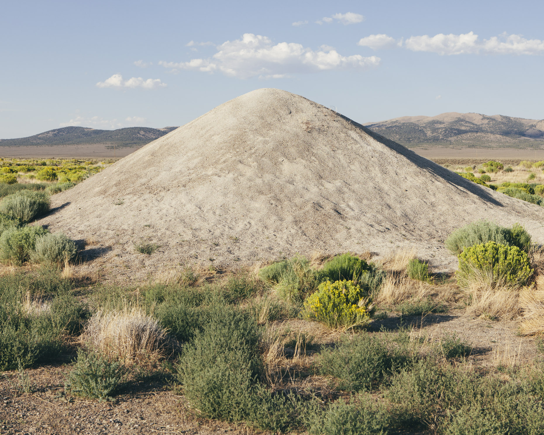 Gravel pile, Wendover, Utah - Paul Edmondson